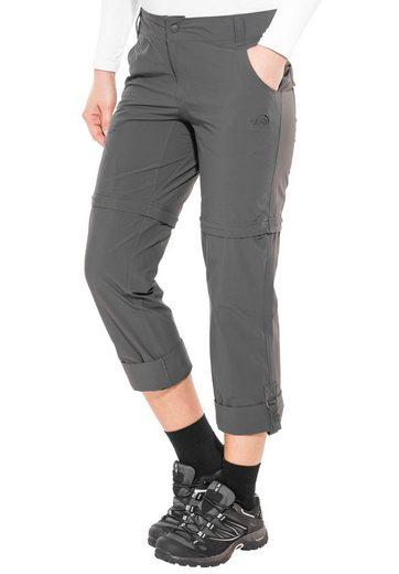 The North Face Hose Exploration Convertible Pant Regular Women