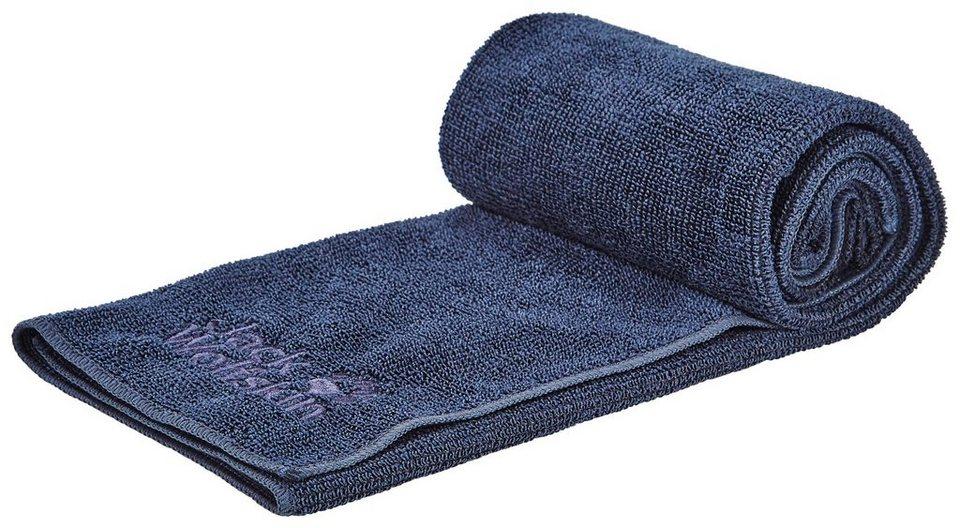 jack wolfskin reisehandtuch jack wolfskin wolftowel terry towel m online kaufen otto. Black Bedroom Furniture Sets. Home Design Ideas