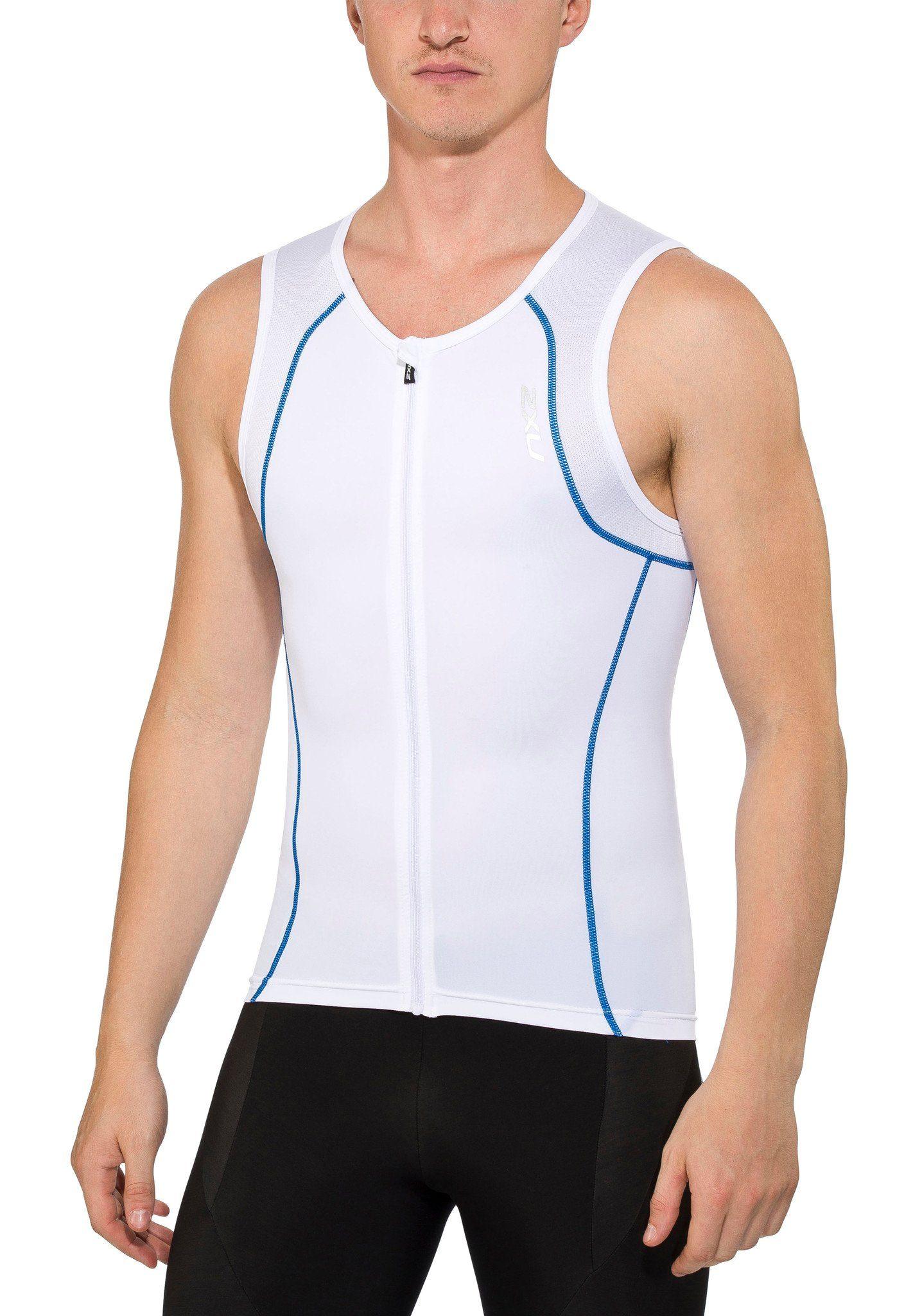2xU Triathlonbekleidung »Active Tri Singlet Men«
