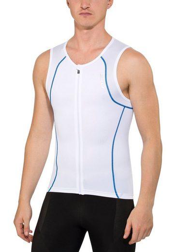 2xU Triathlonbekleidung Active Tri Singlet Men