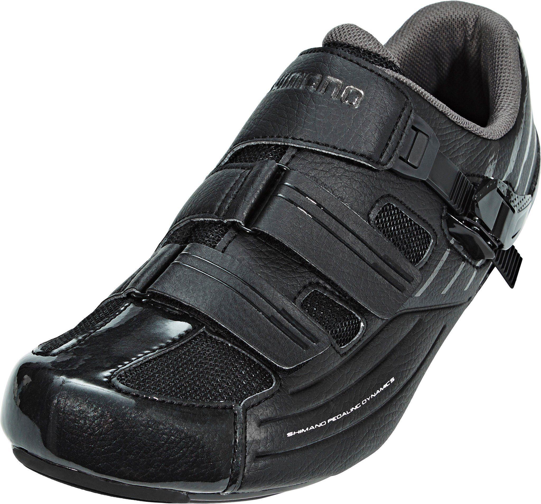 Shimano Fahrradschuhe SH-RP3L Schuhe breit Unisex online kaufen  schwarz