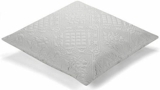 Kissenbezüge »Soni«, IBENA, mit feinem Muster