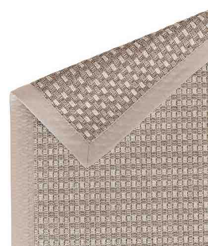 Teppich »Naturino Panama«, Dekowe, rechteckig, Höhe 7 mm, Sisaloptik, In- und Outdoor