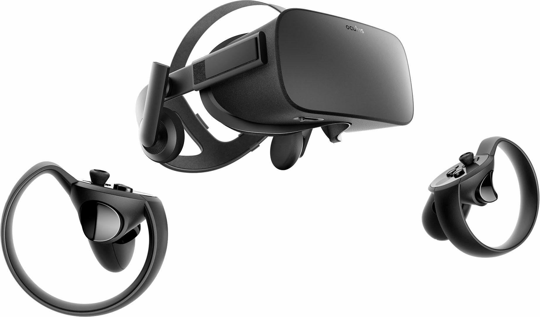 Oculus Rift Bundle (Rift + Touch) VR