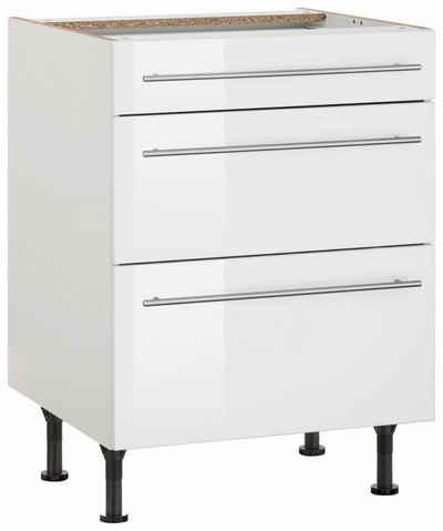 Küchenunterschrank in weiß online kaufen | OTTO