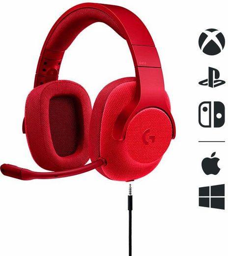 Logitech Games G433 Gaming Headset