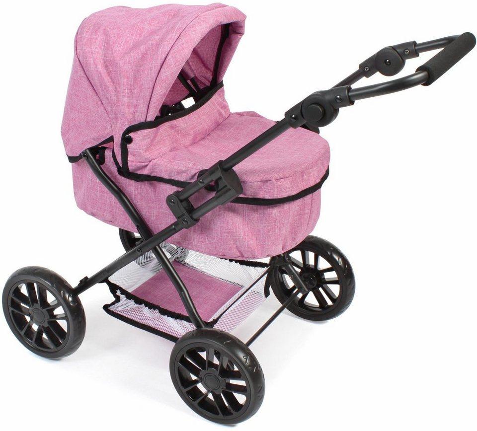 chic2000 puppenwagen picobello pink kaufen otto. Black Bedroom Furniture Sets. Home Design Ideas