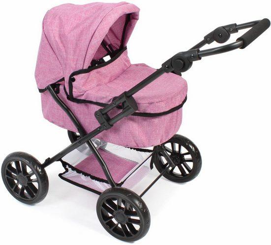 CHIC2000 Puppenwagen »Picobello, pink«