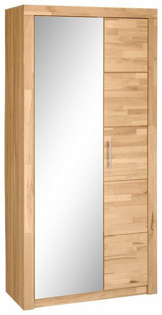 Flurschränke und Regale - Garderobenschrank »Simone« mit Spiegel  - Onlineshop OTTO