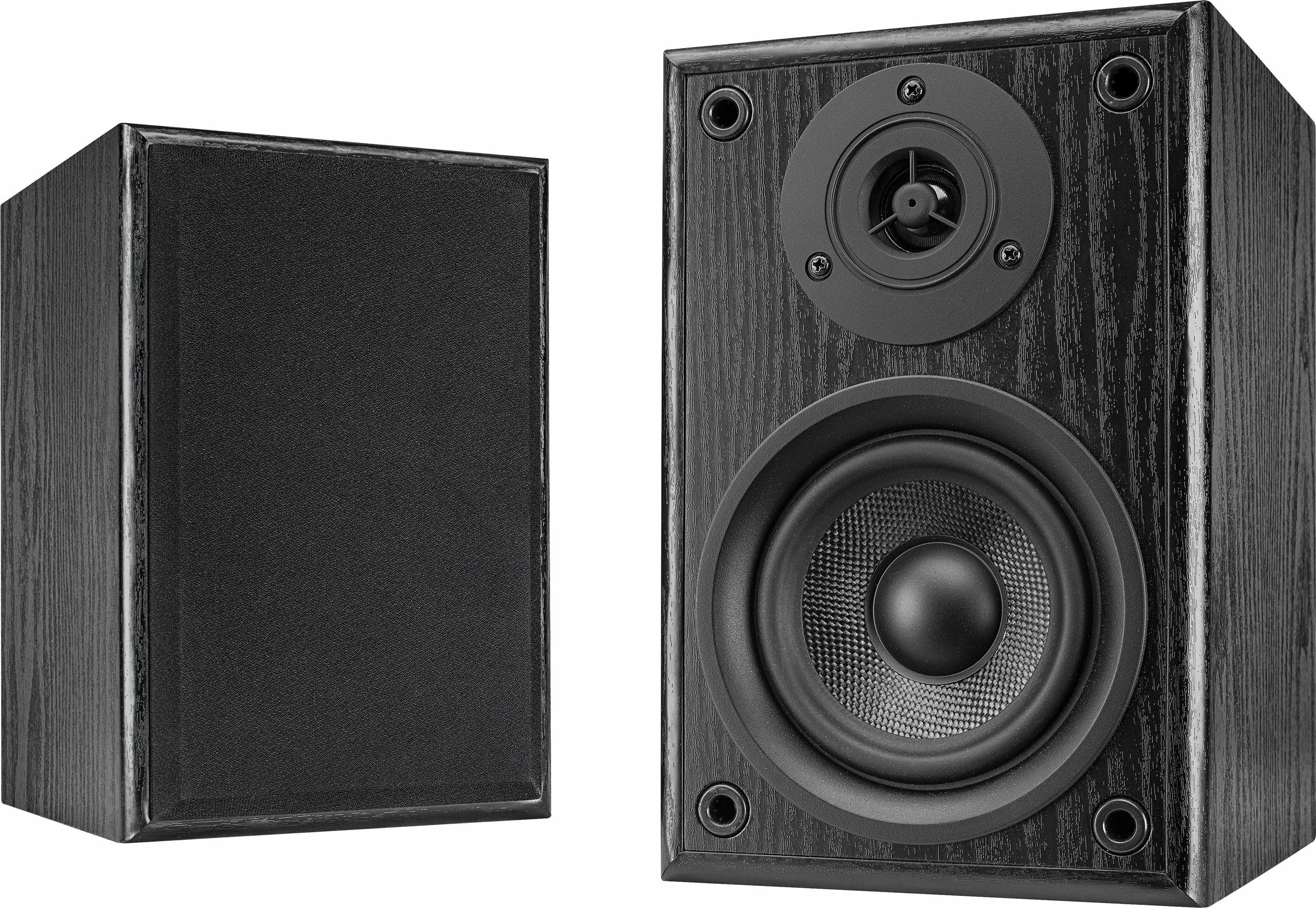 Dual LS 100 2.0 Lautsprecher