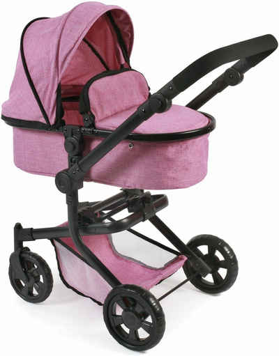 CHIC2000 Kombi Puppenwagen, »Mika, pink«