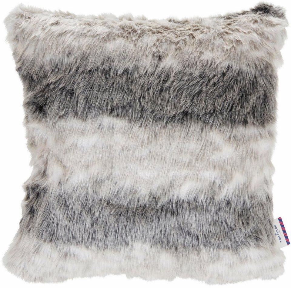 kissenh llen tom tailor fake fur 1 st ck otto. Black Bedroom Furniture Sets. Home Design Ideas