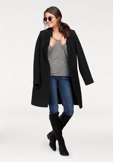 Aniston CASUAL Wollmantel mit Schalkragen