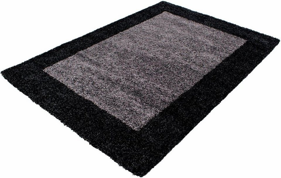 hochflor teppich life shaggy 1503 ayyildiz teppiche. Black Bedroom Furniture Sets. Home Design Ideas