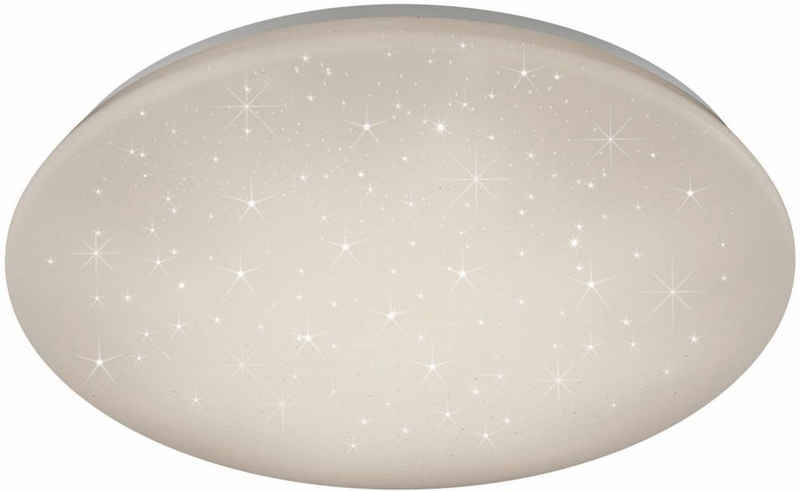 TRIO Leuchten LED Deckenleuchte »JENNY«, LED Deckenlampe