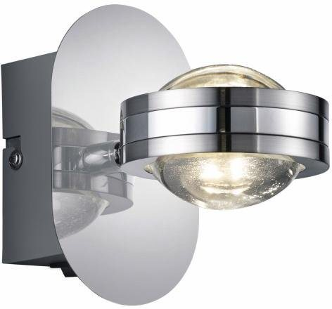 trio leuchten led wandleuchte lentil 2 flammig otto. Black Bedroom Furniture Sets. Home Design Ideas