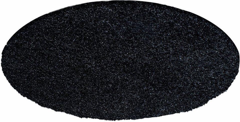 hochflor teppich dream shaggy ayyildiz teppiche rund. Black Bedroom Furniture Sets. Home Design Ideas