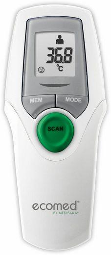 ecomed Infrarot-Fieberthermometer »TM 65-E«