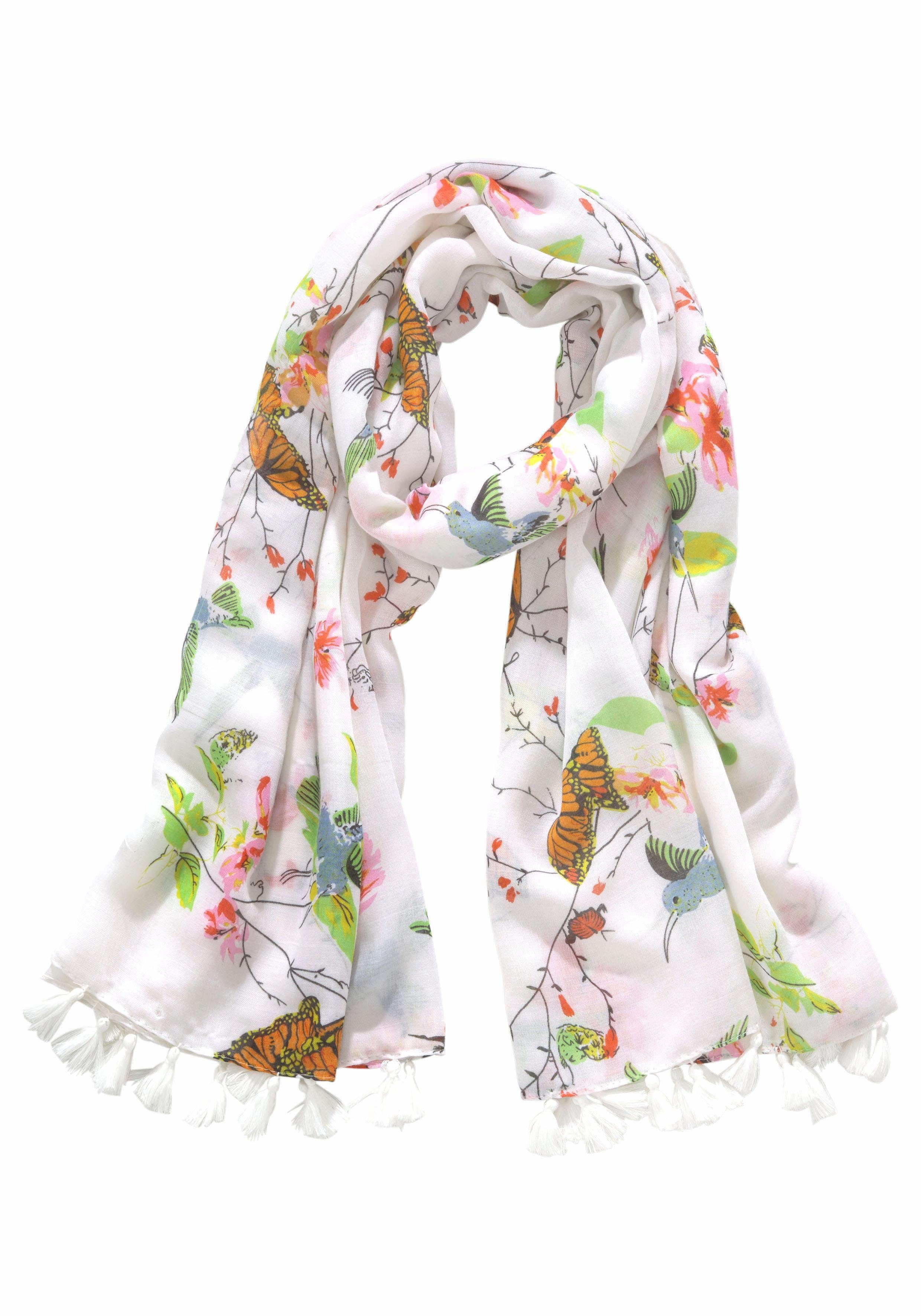 J.Jayz Modeschal, mit Schmetterlingen