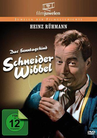DVD »Schneider Wibbel - Das Sonntagskind«