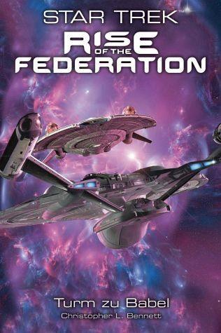 Broschiertes Buch »Turm zu Babel / Star Trek - Rise of the...«