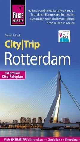 Broschiertes Buch »Reise Know-How CityTrip Rotterdam«