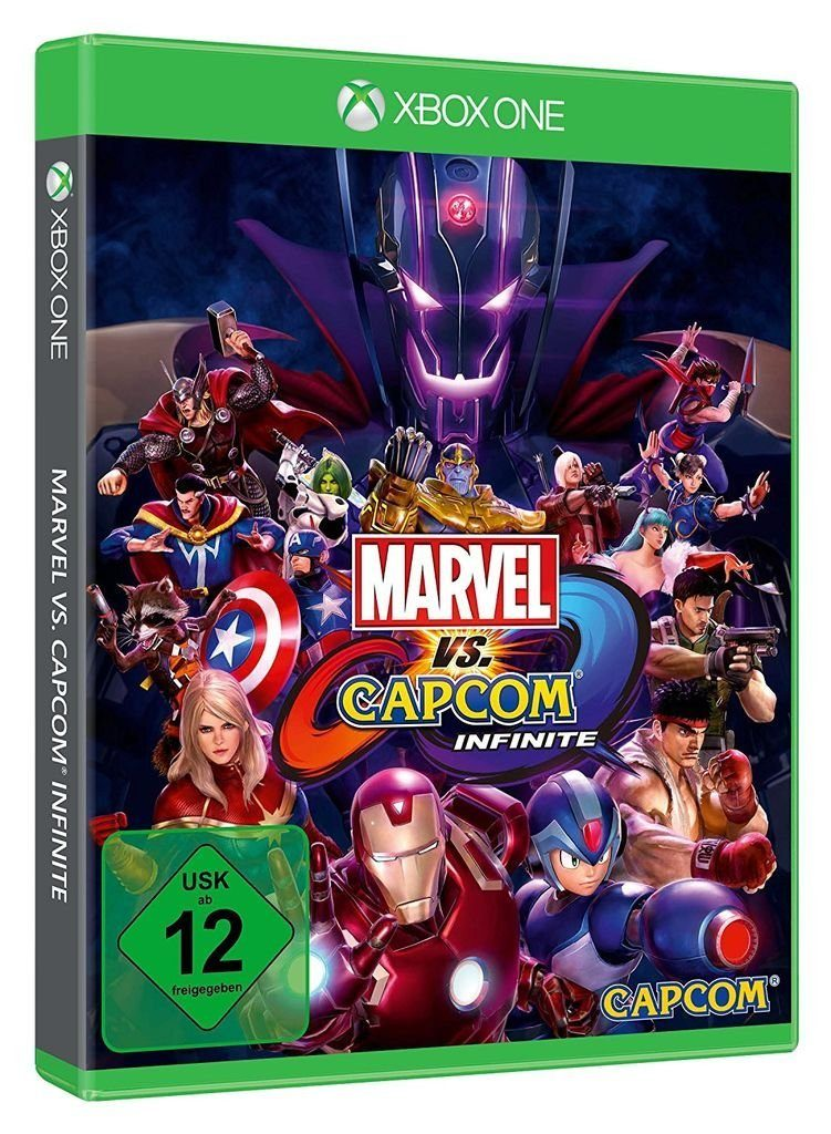Capcom XBOX One - Spiel »Marvel vs Capcom Infinite«