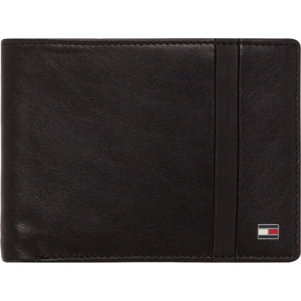 Tommy Hilfiger Portemonnaie STRIPED CC AND COIN POCKET Online - Porte monnaie tommy hilfiger