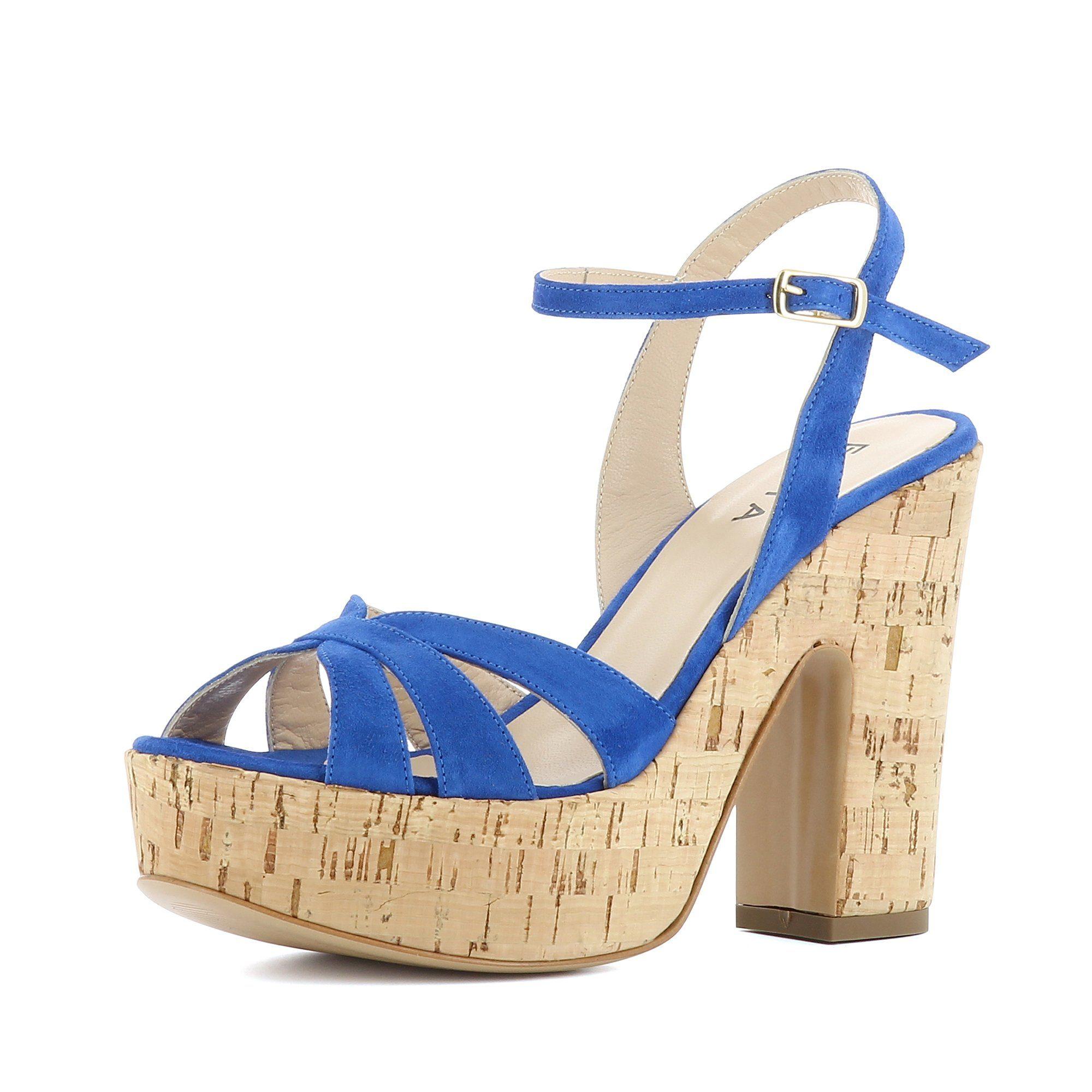 Evita LUNA Sandalette online kaufen  blau