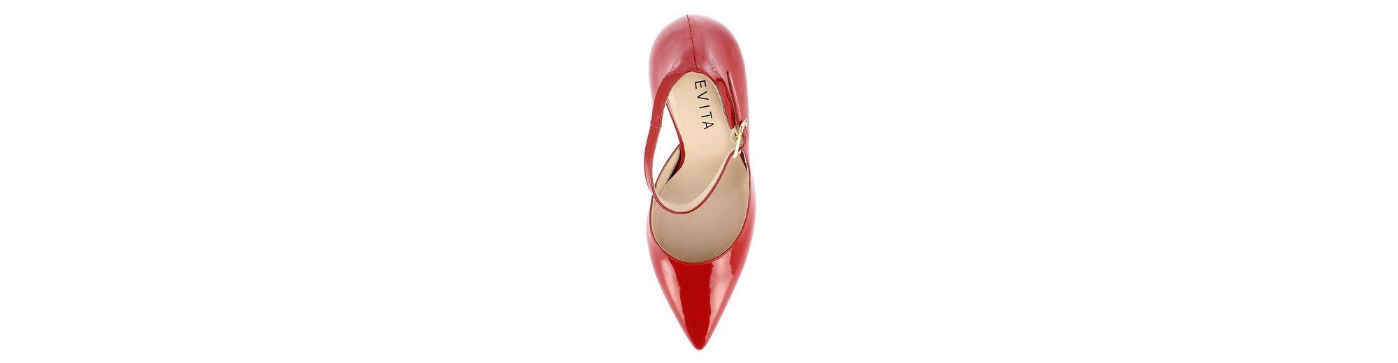 Evita ALINA High-Heel-Pumps Rabatt Billig Hzj8oZX