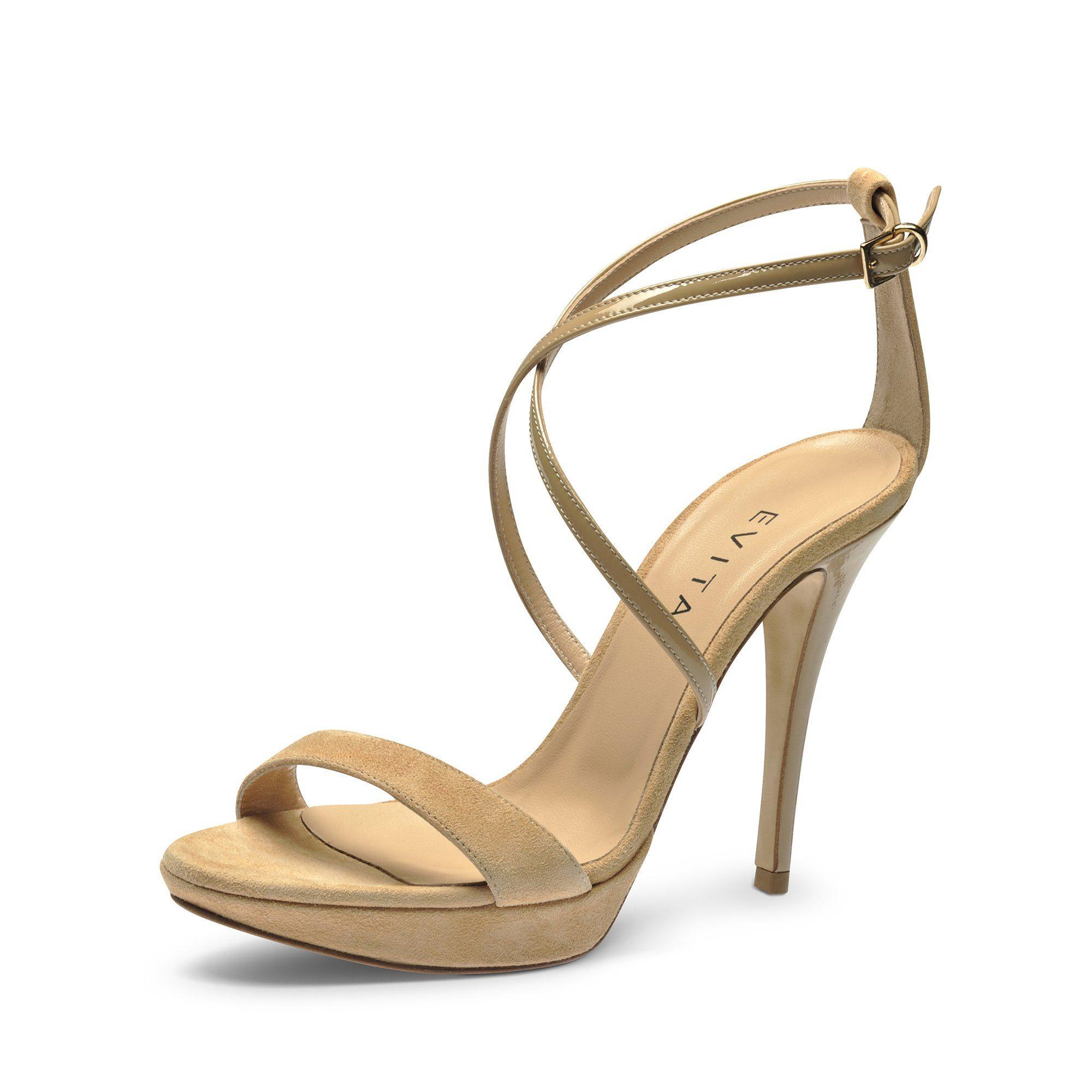 Evita VALERIA Sandalette online kaufen  beige