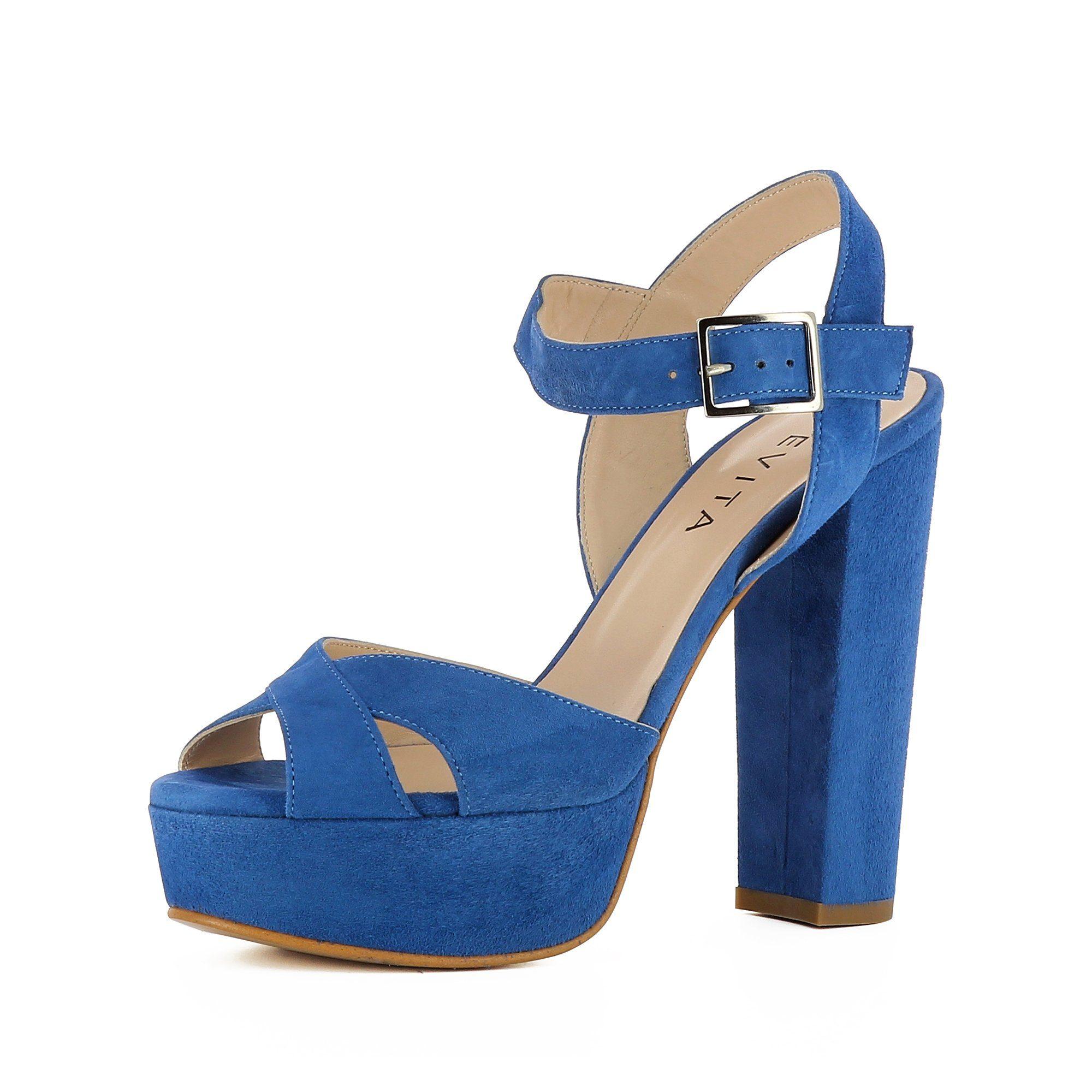 Evita LANA Sandalette online kaufen  blau