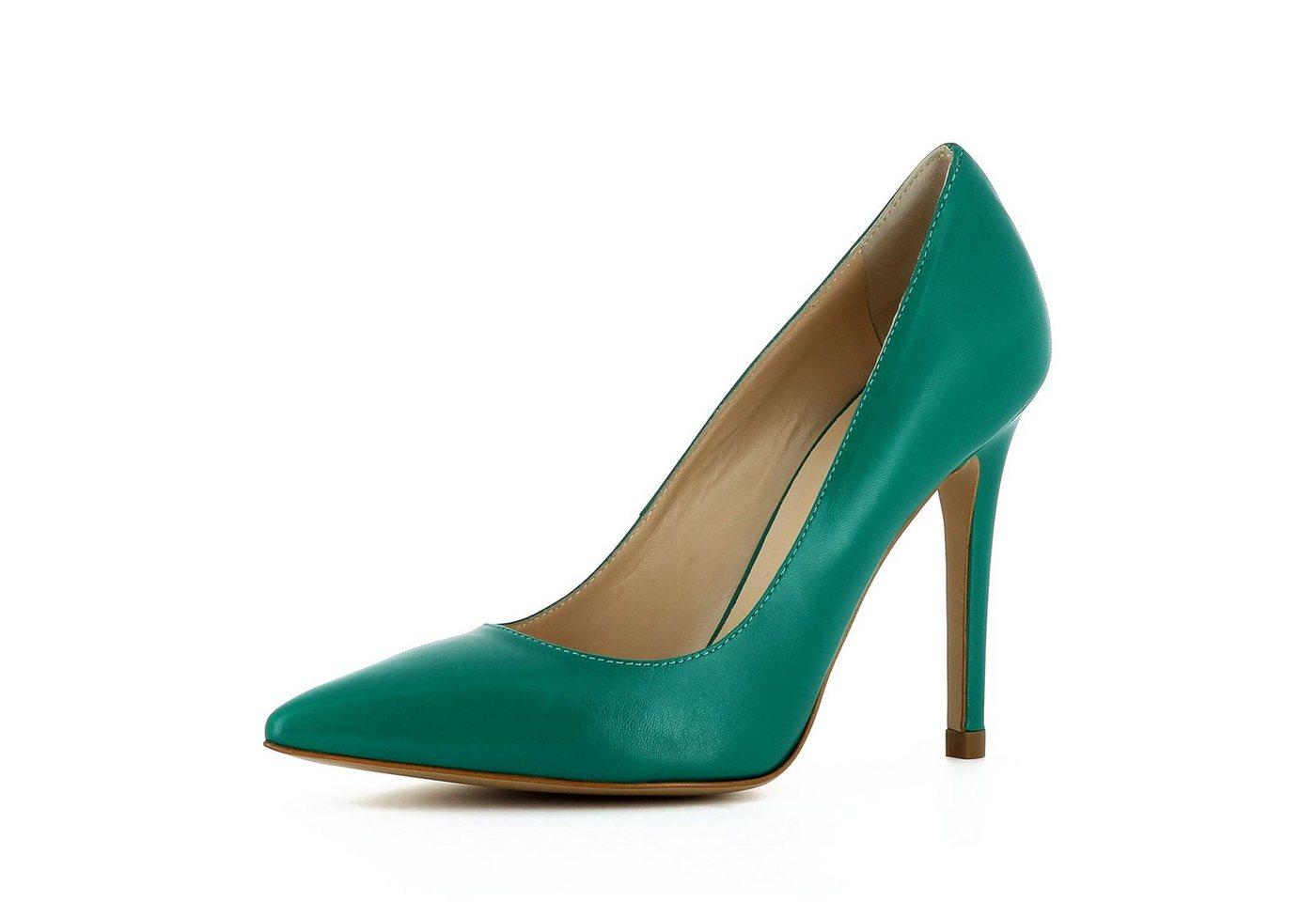 Evita »ALINA« High-Heel-Pumps | Schuhe > High Heels > High Heel Pumps | Grün | Evita