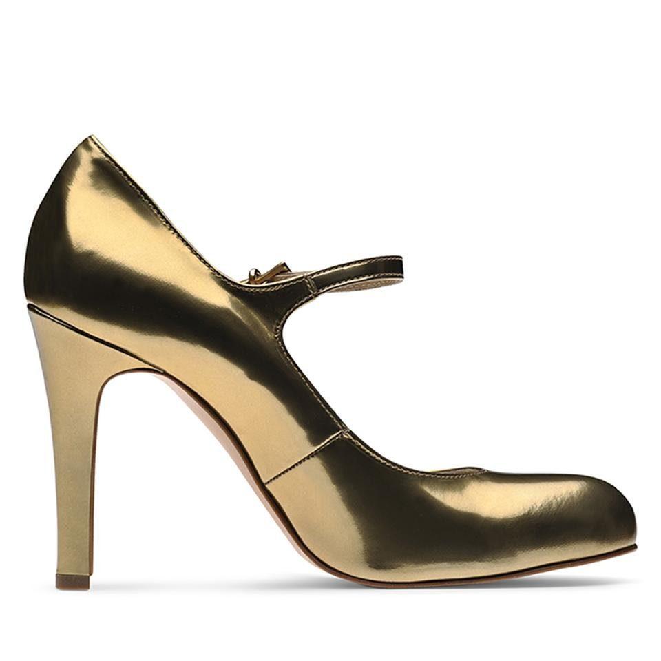 Evita CRISTINA Pumps online kaufen  goldfarben