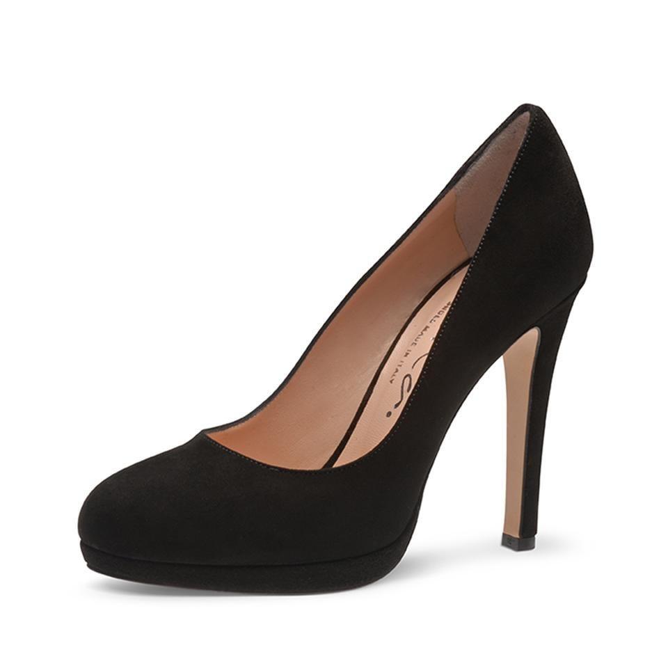 Damen Evita CRISTINA High-Heel-Pumps blau, grün, schwarz | 04251029433539