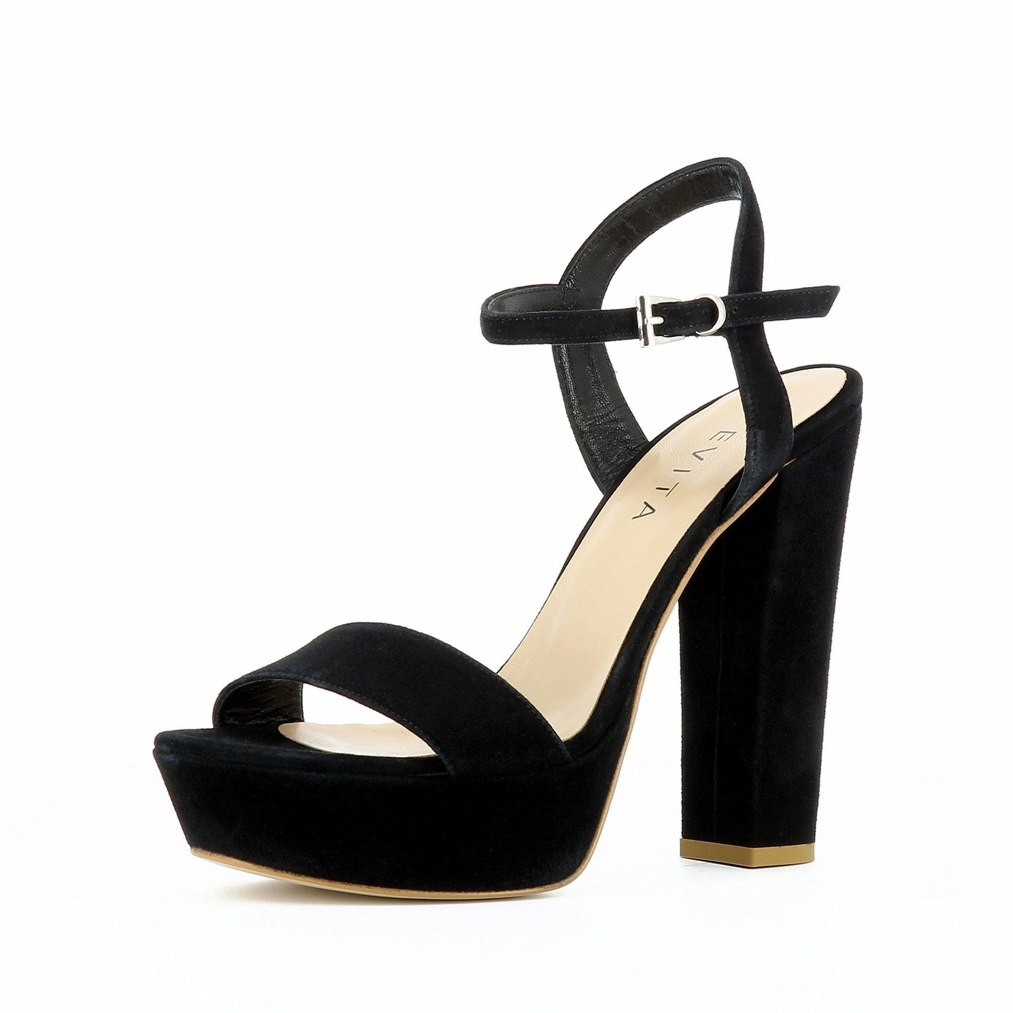 Evita STEFANIA High-Heel-Sandalette kaufen  schwarz