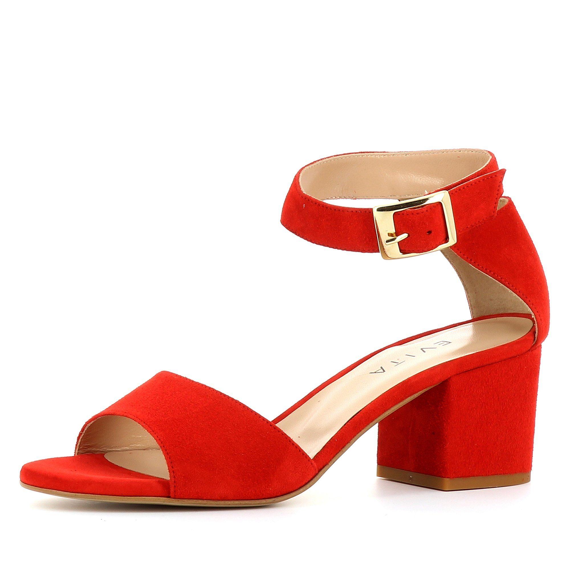 Evita MARIELLA Sandalette online kaufen  rot