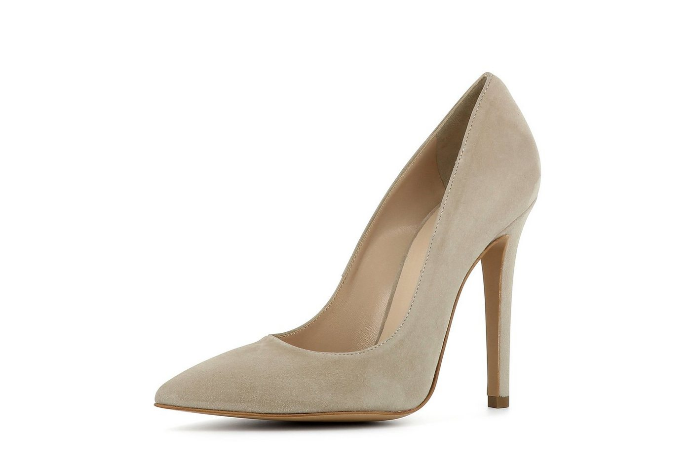 Evita »LISA« High-Heel-Pumps | Schuhe > High Heels | Grau | Evita