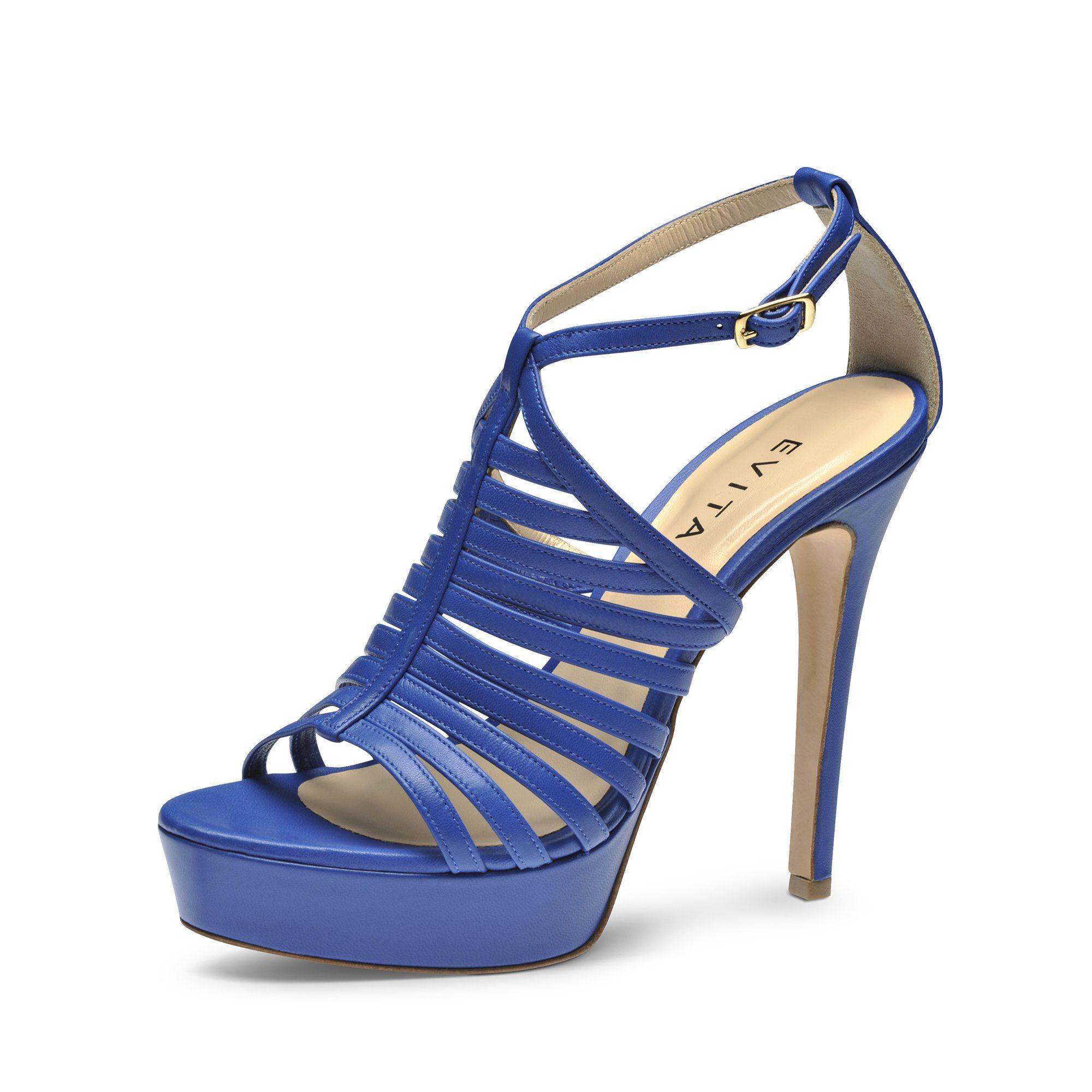 Evita LUNA Sandalette online kaufen  royalblau