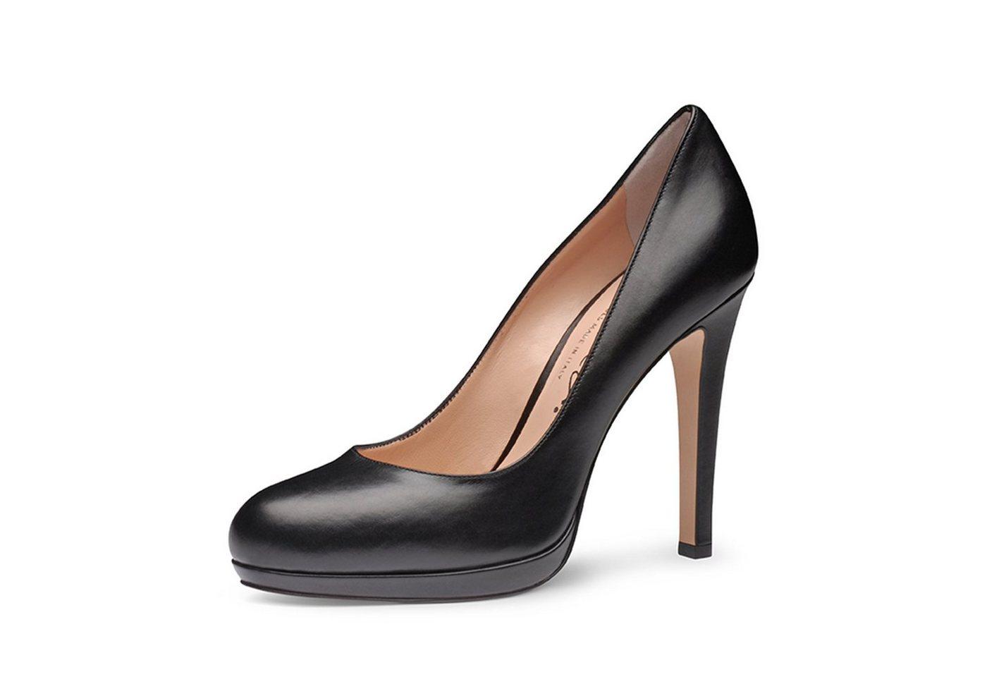 Evita »CRISTINA« High-Heel-Pumps | Schuhe > High Heels > High Heel Pumps | Schwarz | Evita