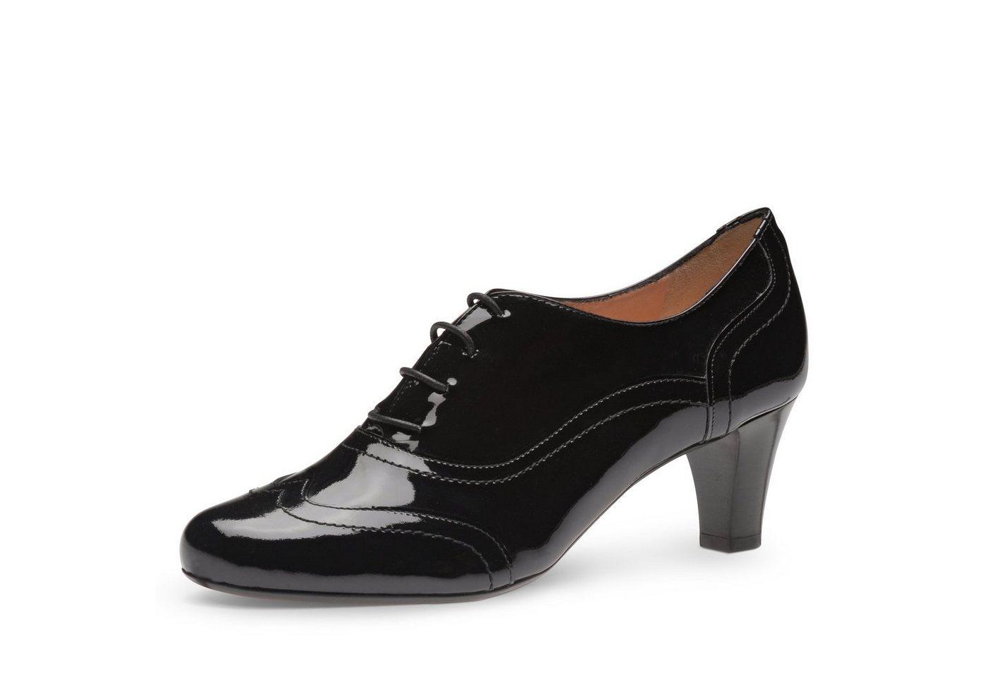 Evita »GIUSY« Schnürpumps | Schuhe > Pumps > Schnürpumps | Schwarz | Evita