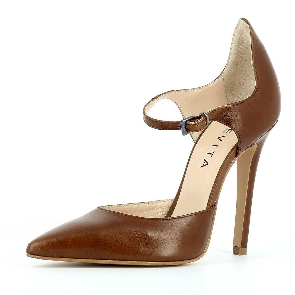 Evita LISA Pumps online kaufen  cognac