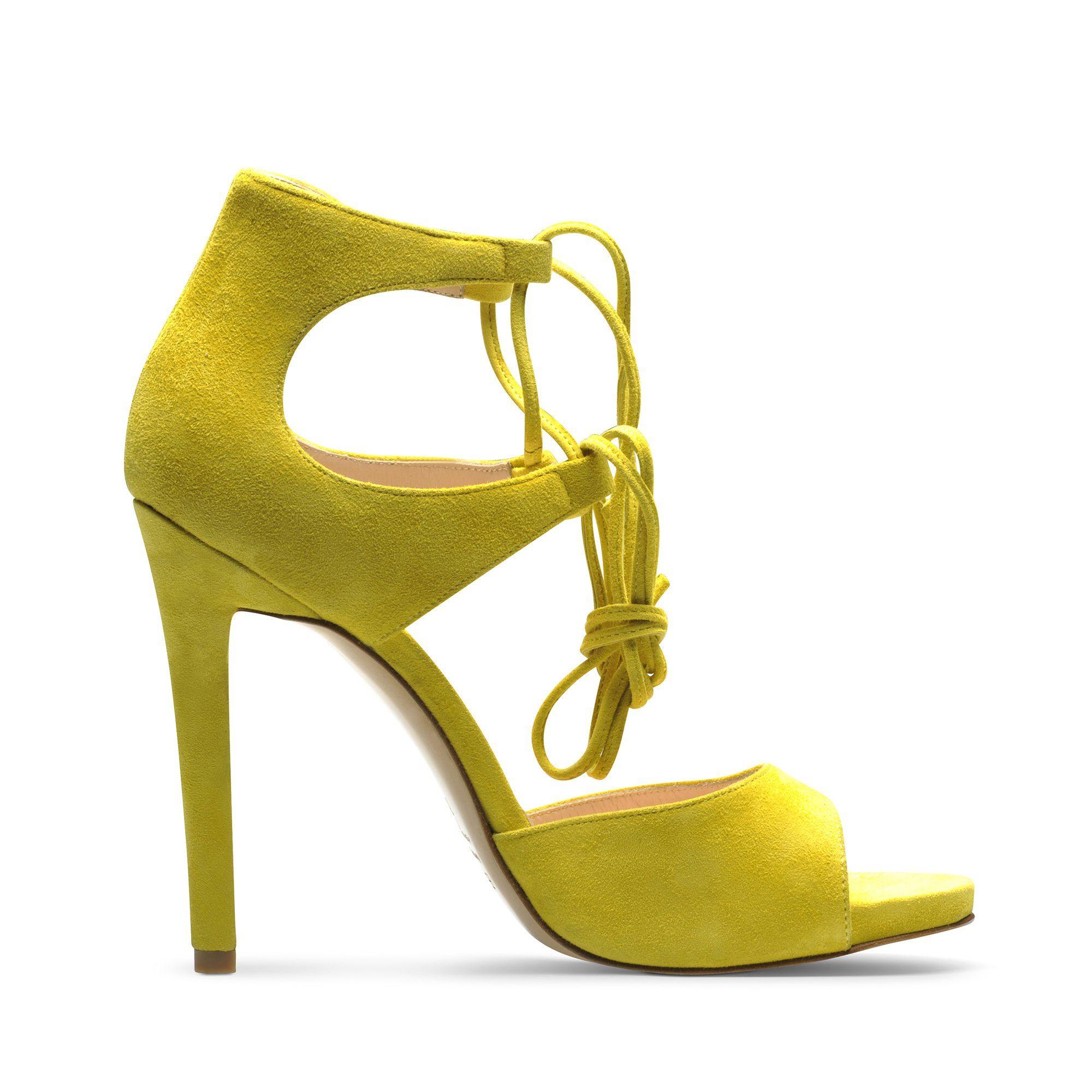 Evita EMMA Sandalette online kaufen  gelb