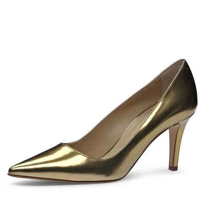 Evita »LISA« Pumps, goldfarben, goldfarben