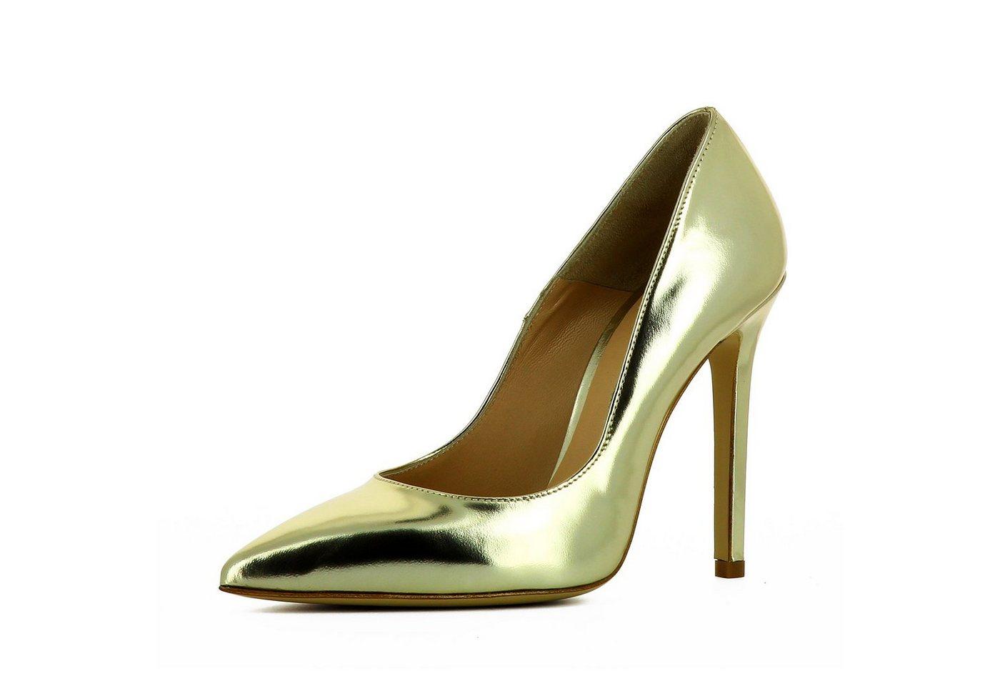 Evita »MIA« High-Heel-Pumps | Schuhe > High Heels | Goldfarben | Evita