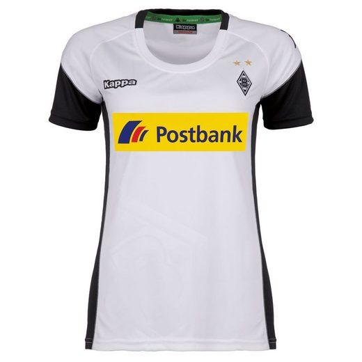 KAPPA Trikot Damen Borussia Mönchengladbach Heimtrikot Ladies 17-18