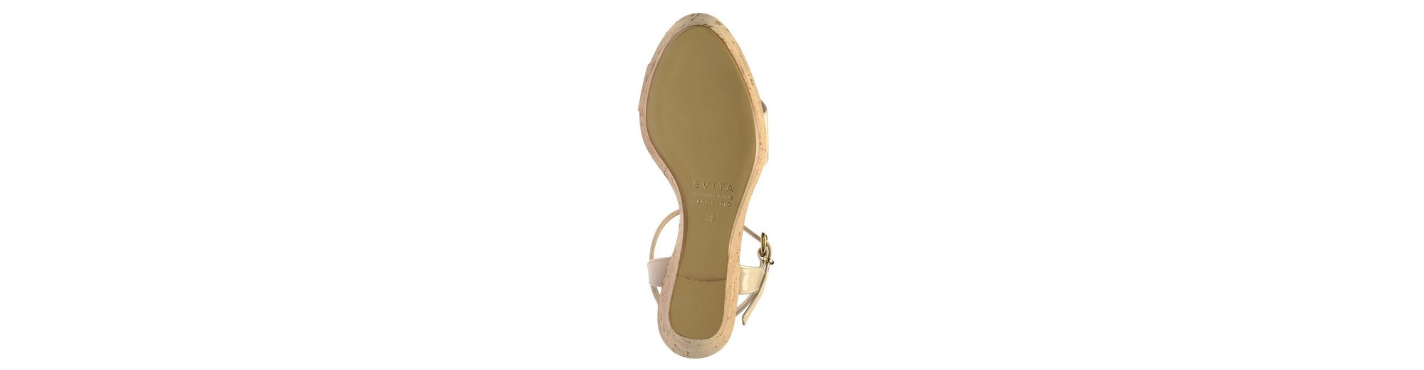 Freies Verschiffen Ausgezeichnet Evita VALERIA Sandalette Günstige Verkaufspreise YhlmYGuT