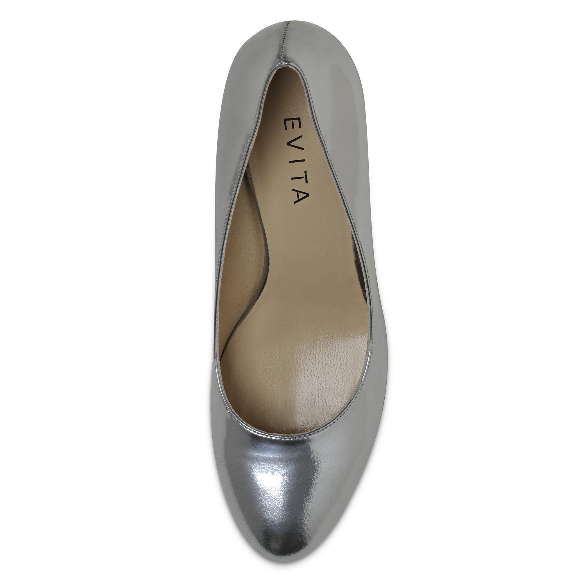 Evita BIANCA Pumps online kaufen  silberfarben