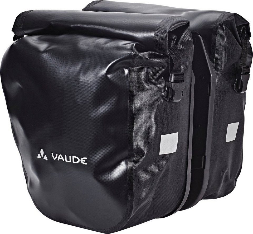 vaude gep cktr gertasche se back pannier 2 bike bag. Black Bedroom Furniture Sets. Home Design Ideas
