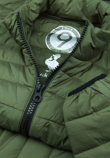 My Lucky Nine Outdoorjacke ANDY, vegan/tierfrei